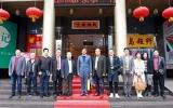 印度驻广州总领事馆领事Aniket Patankar到访雷竞技|下载畔集团